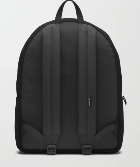 BACKPACK ENOUGH POTENTIAL TO BE DANGEROUS BACK