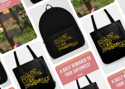 Shop For A Daily Reminder To Your Superness
