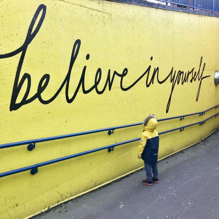 Pursue your own dream - Believe in Yourself - image Katrina Unsplash