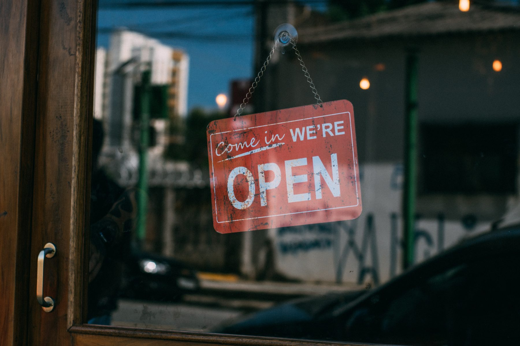 5 steps to earn online income with who you are and what you love - open for business